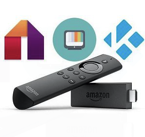 Amazon Fire Tv Stick Fully Loaded Ultimate Package